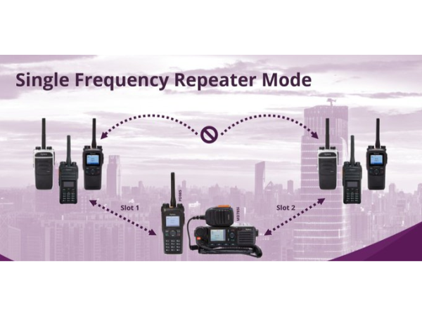 SFR License (Single Frequency Repeater)