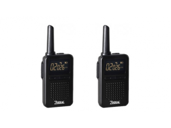 Zodiac Micro Waterproof duo pack 444/446 MHz