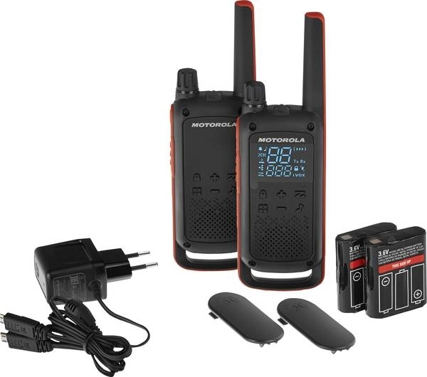 Motorola T82 Twin Pack with charger