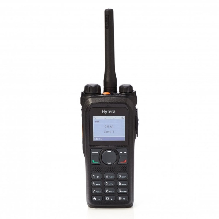 Hytera PD985GMD VHF m/SFR (Single Frequency Repeater)